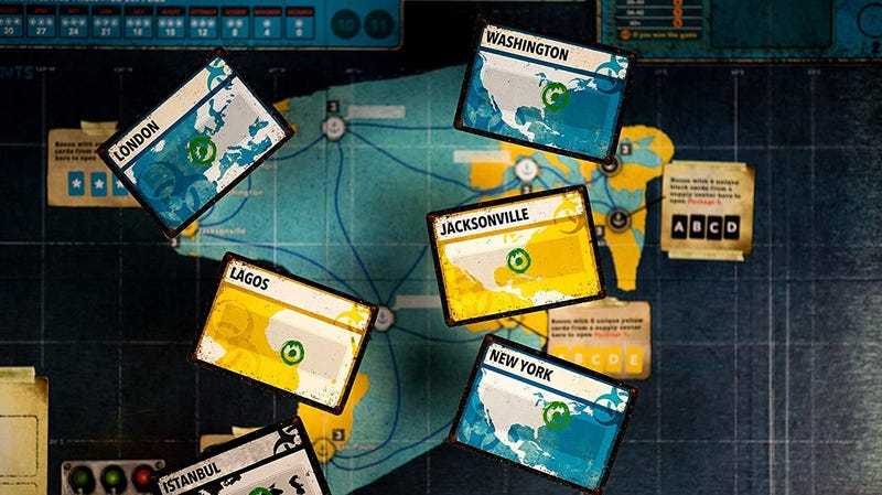 Pandemic Legacy Season 2 | $50 | Amazon
