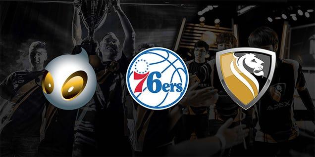 The Philadelphia 76ers Buy Two Esports Teams