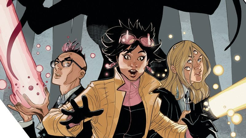 Illustration for article titled Generation X delivers ResurrXion's freshest take on Marvel's mutant heroes