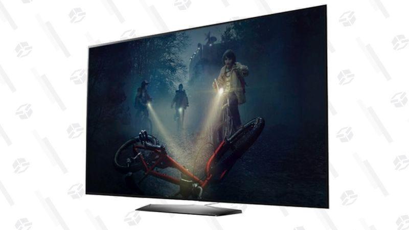 "Televisor LG B7A 55"" OLED | $1300 | MassDropTelevisor LG B7A 65"" OLED | $2000 | MassDropGráfico: Shep McAllister"