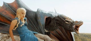 Illustration for article titled Dragons in Game of Thrones Are Like Nuclear Weapons in the Real World