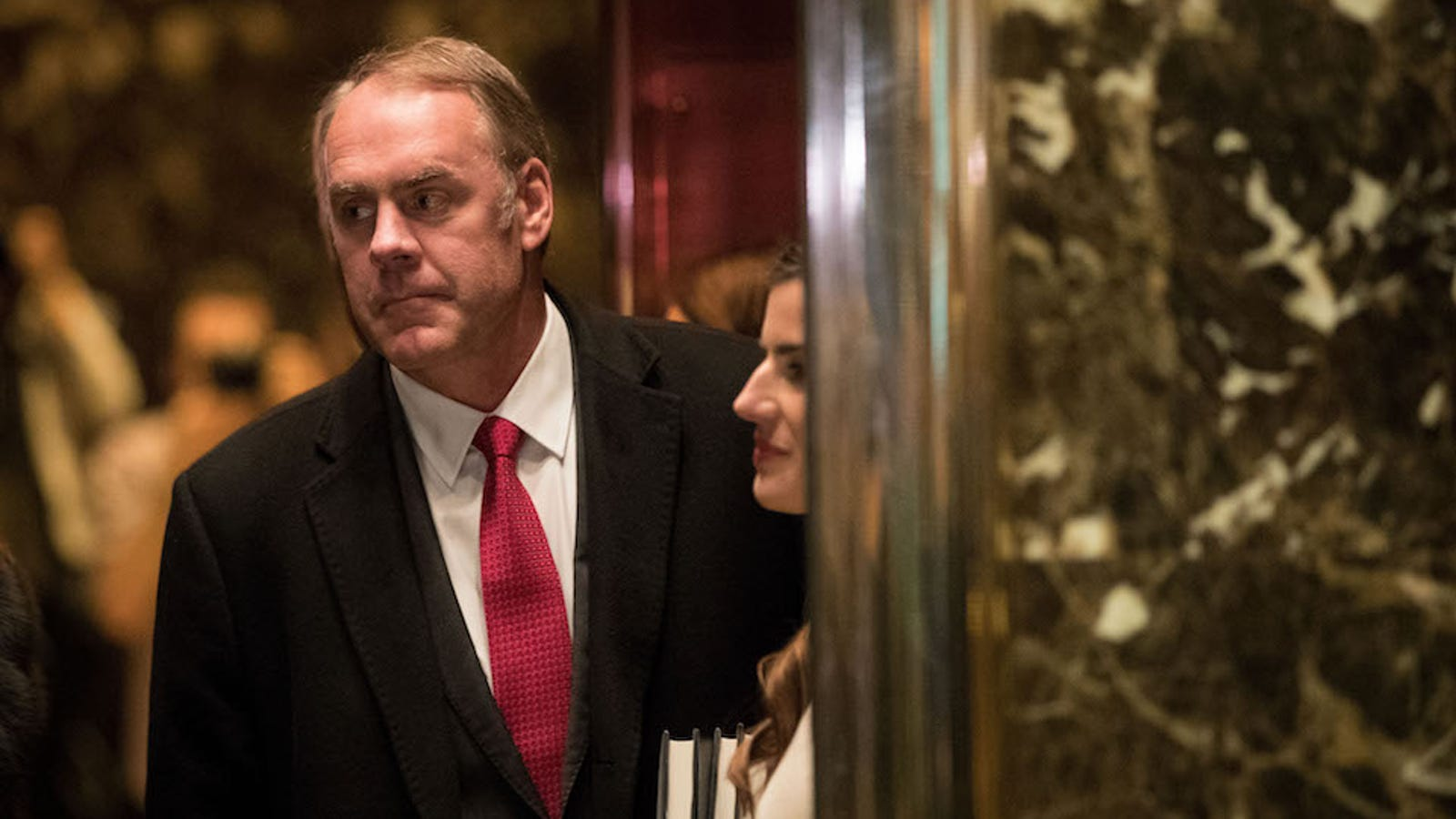 Who The Hell Is Ryan Zinke Trump 39 S Pick For Secretary Of The Interior