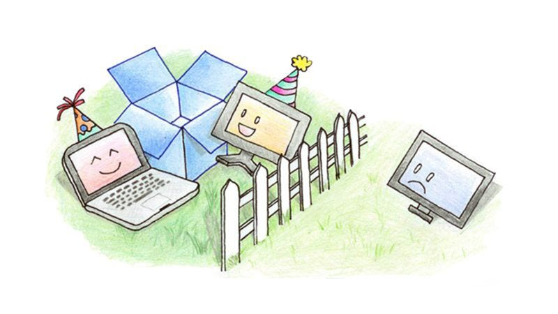 Illustration for article titled 10 trucos para sacarle el máximo partido a Dropbox