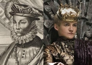 Illustration for article titled Game Of Thrones Characters And Their Historical Doppelgangers