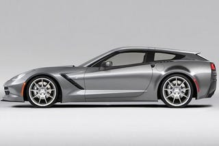 Illustration for article titled Callaway Corvette Stingray AeroWagon Gets Green-Light for Production