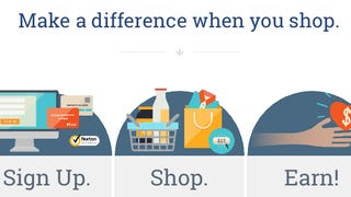 Illustration for article titled Check if Your Grocery Loyalty Card Gives to Charity