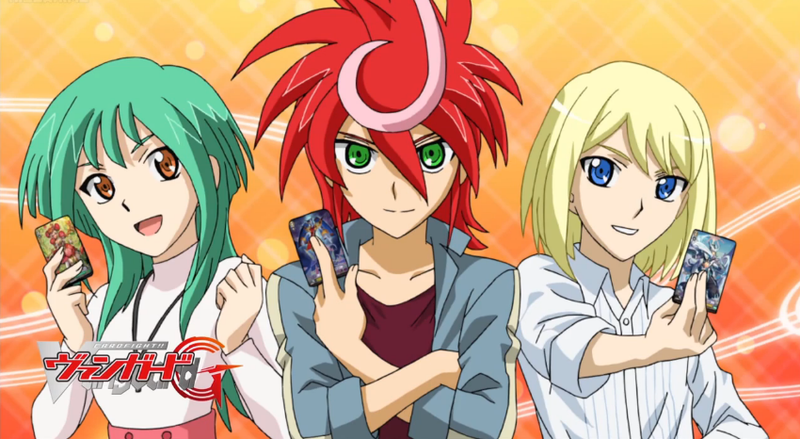 Illustration for article titled In the Latest Chapter Of... Cardfight!! Vanguard G (Chapter 17)