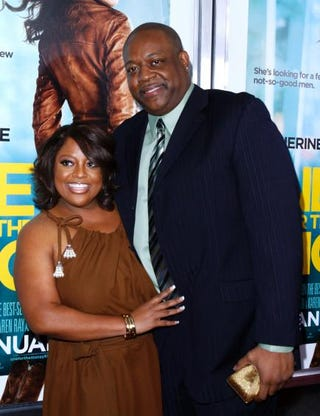 "Sherri Shepherd and Lamar ""Sal"" Sally in 2012Donna Ward/Getty Images"