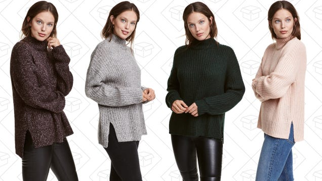 This $13 Sweater Is the Answer to All Your Cold Weather Wardrobe Questions