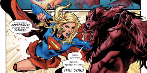 DC Comics lesbische sex