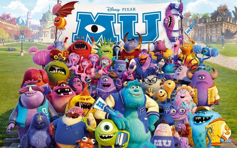 Illustration for article titled Pixar will make fewer sequels