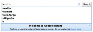 Illustration for article titled How Do You Feel About Google Instant?