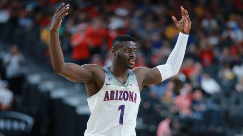Rawle Alkins of the Arizona Wildcats