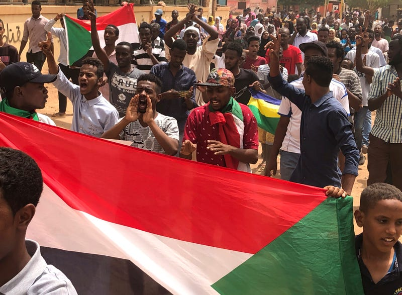 Illustration for article titled Unbowed and Unbroken: Pro-Democracy Sudanese Resume Massive Protests Against Military Rule