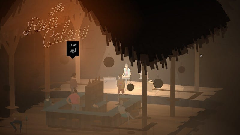 Illustration for article titled Kentucky Route Zero's Latest Act Is Everything That's Great About The Series