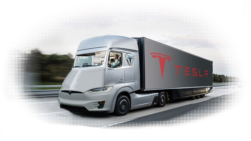 Tesla S Plan To Build A Semi Truck Is The Smartest Idea