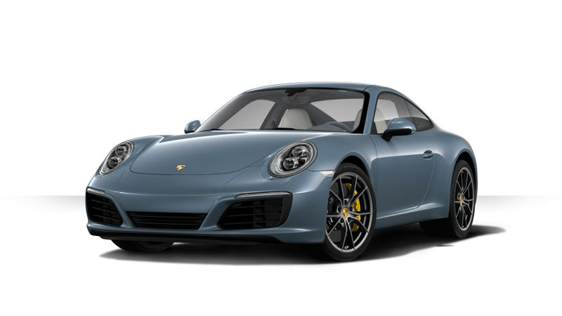 Illustration for article titled How Would You Spec Your 2016 Porsche 911?