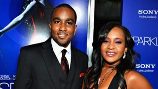 Nick Gordon and Bobbi Kristina Brown in 2012Frazer Harrison/Getty Images