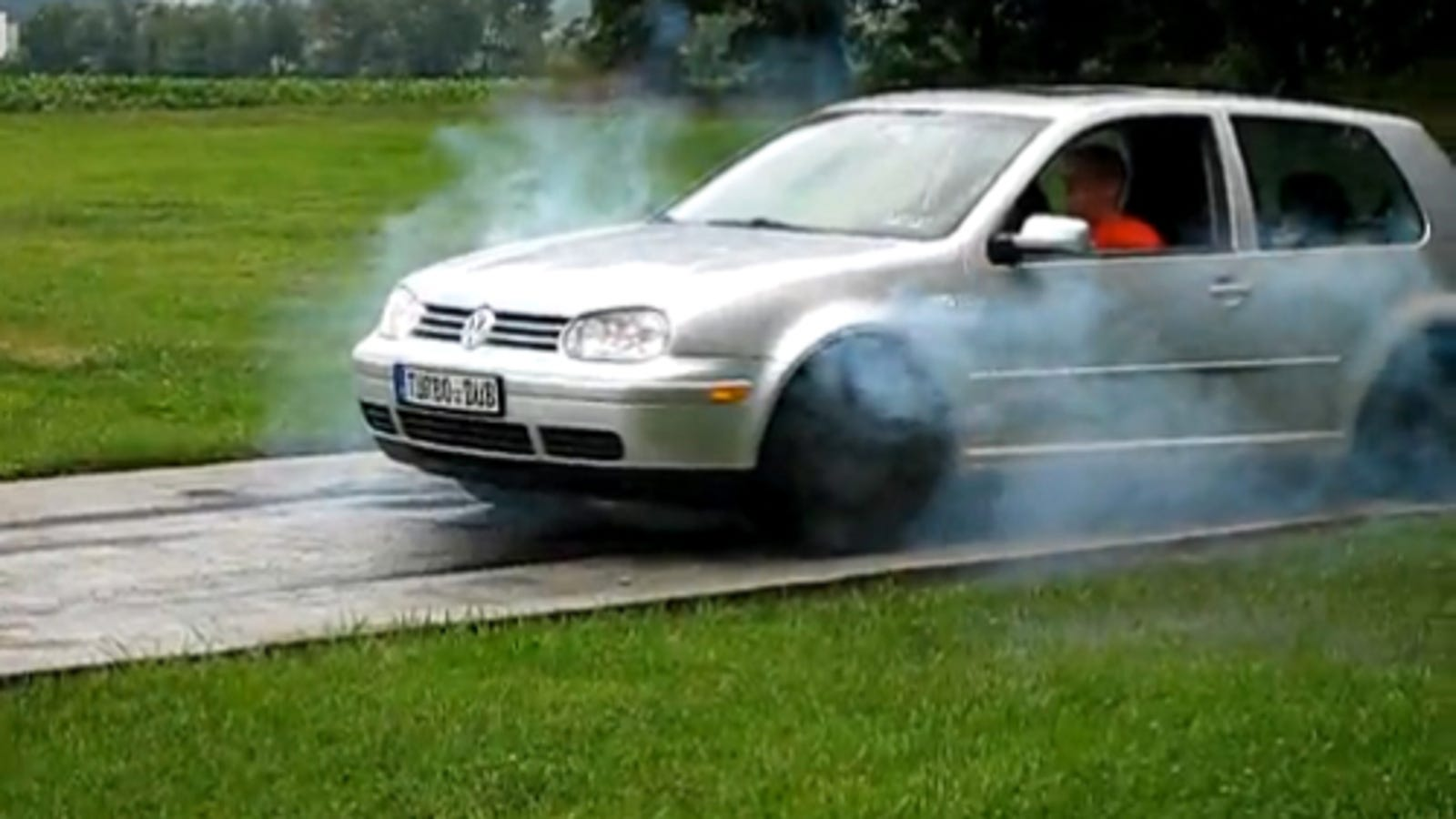 How To Do A Burnout Without Blowing Up Your Clutch
