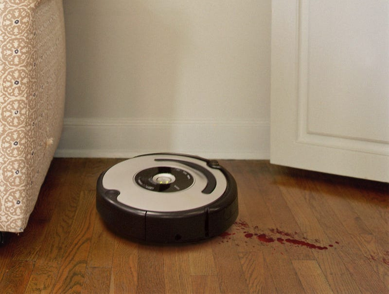 Illustration for article titled Roomba Claims Another Pet Gerbil