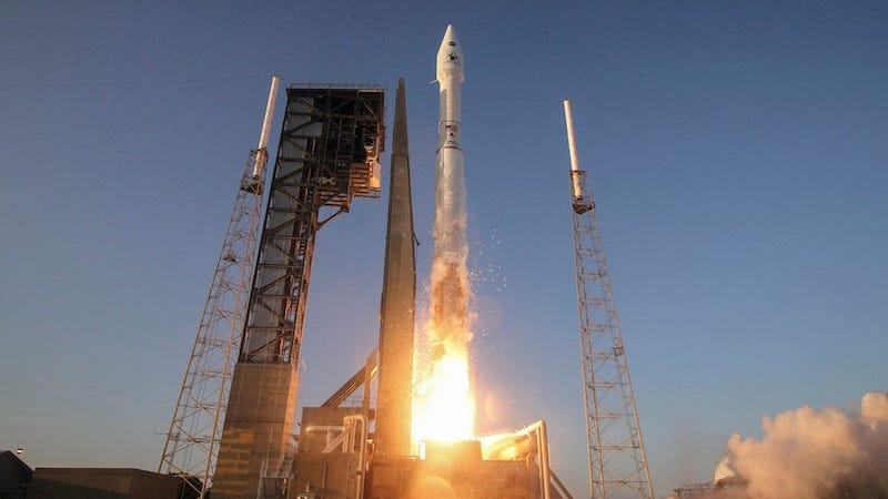 Image: JEFF SPOTTS/ ULA