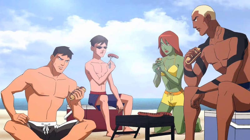 Illustration for article titled No, Netflix Isn't Bringing Back Young Justice...Yet