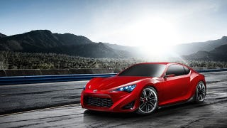 Illustration for article titled Scion FR-S is the new Toyota FT-86