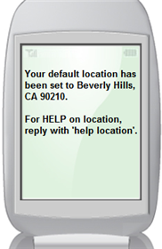 Illustration for article titled Get More from Google SMS by Setting a Default Location