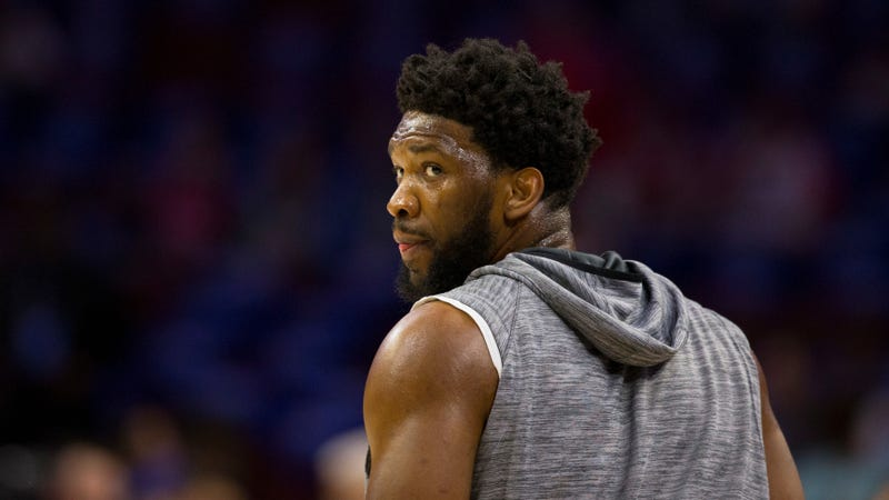 Illustration for article titled Joel Embiid Emerges From Fog Of Illness, Leads 76ers To Game 6 Win
