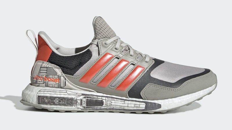 Illustration for article titled Adidas está haciendo unas nuevas zapatillas de Star Wars, y son realmente feas