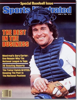 Illustration for article titled Gary Carter Has Died