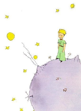 The Little Prince Is Absolutely Terrifying