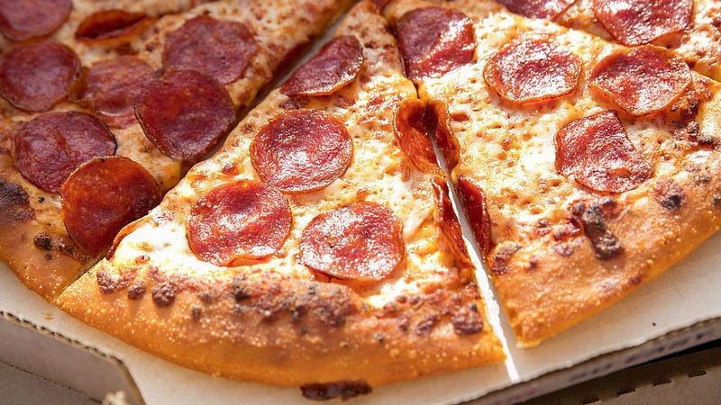 Photo: Jeff Schear/Getty Images for Pizza Hut