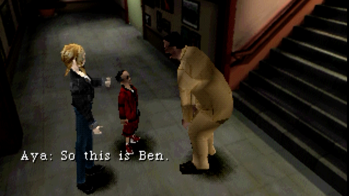A Look Back At Parasite Eve's Great Dialogue