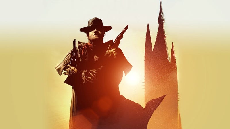 Illustration for article titled Ron Howard confirms The Dark Tower is still in the works