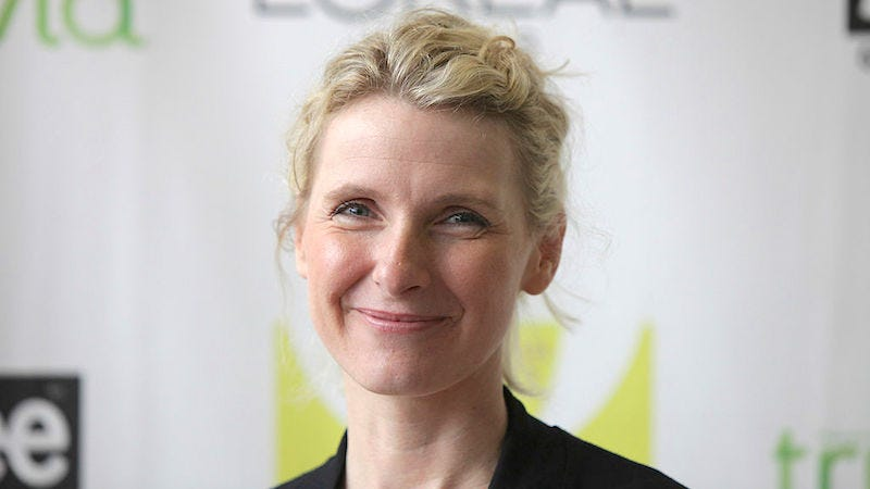 Illustration for article titled All We Can Do Is Eat and Pray: Elizabeth Gilbert Is Separating From Her Husband
