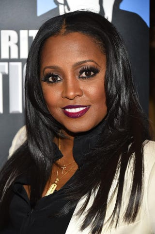 Keshia Knight Pulliam attends the Celebrity Apprentice red-carpet event at Trump Tower in New York City Jan. 5, 2015.Theo Wargo/Getty Images