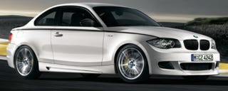 Illustration for article titled BMW 1-Series Accessories Brochure Leaks Out to Web