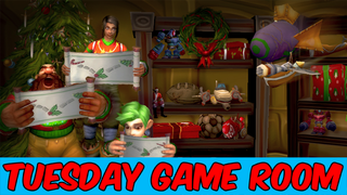 Illustration for article titled Tuesday Game Room: The Night Before The Night Before Christmas Edition