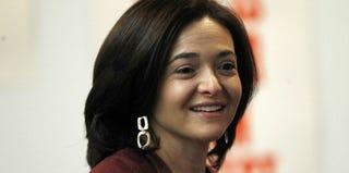 Facebook Chief Operating Officer Sheryl Sandberg (Stephen Lam/Getty Images News)