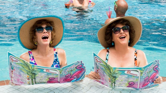 Kristen Wiig's vacation comedy Barb & Star Go To Vista Del Mar is a silly, delightful trip