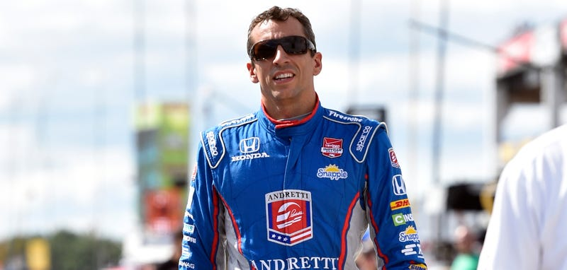 Illustration for article titled Remembering Justin Wilson, The Gentle Giant Of IndyCar
