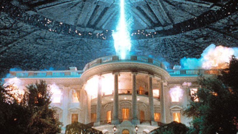Illustration for article titled Roland Emmerich's next movie set inside White House that, frustratingly, does not explode