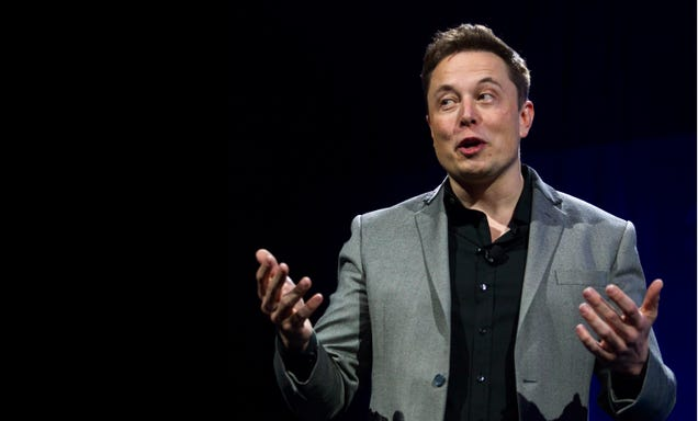 Elon Musk: Dieselgate Proves It's Time to Go Electric