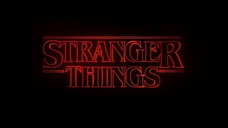 Image: Stranger Things