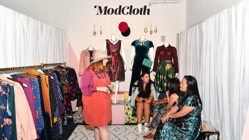 Illustration for article titled After a Rocky Time Under Walmart, Modcloth Is Reportedly For Sale
