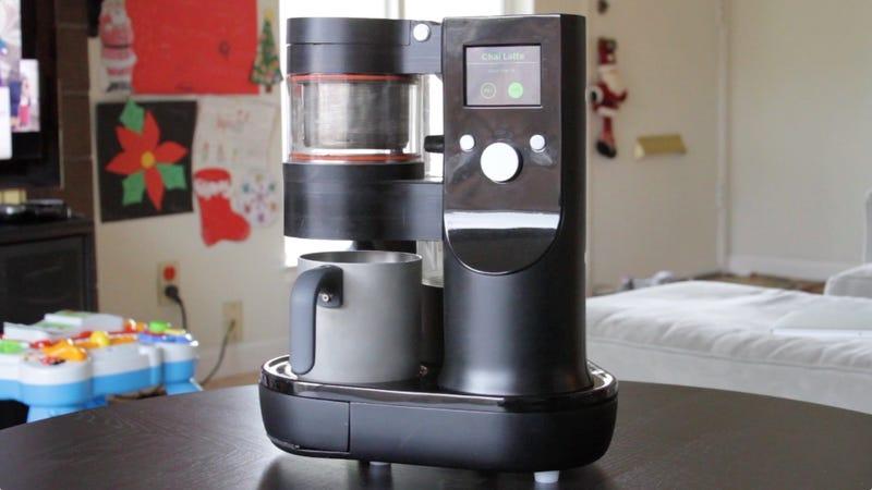 Coffee Maker Like Starbucks : This Machine Makes Better Chai Than Starbucks