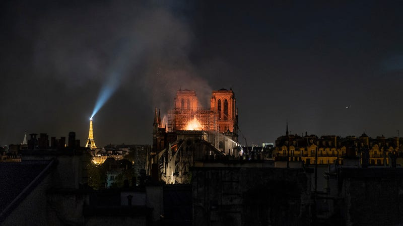 Illustration for article titled Head of French Luxury Group Pledges to Donate $113 Million to Rebuild Notre Dame
