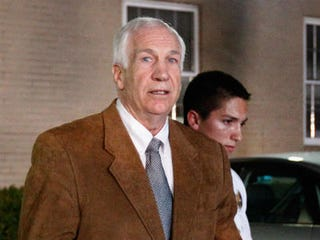 Jerry Sandusky (Rob Carr/Getty Images)