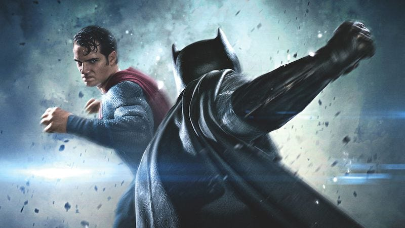Illustration for article titled After crunching the numbers, Superman is much wealthier than Batman